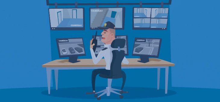 Segurança eletrônica: entenda como este serviço protege seu patrimônio